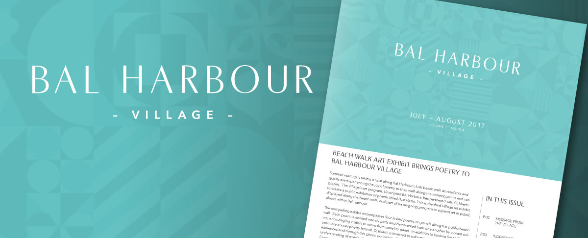 Bal Harbour Village Newsletter